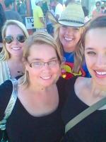 Fun with the girls!