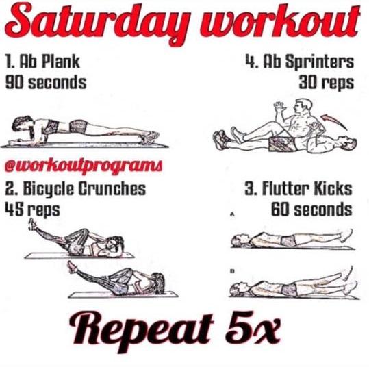 saturday-workout